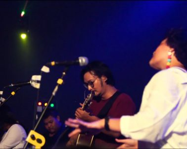 sungai live di unplanned vacation hookspace musik jogja