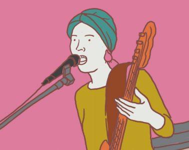 gusti arirang berbagi playlist untuk hookspace musik jogja