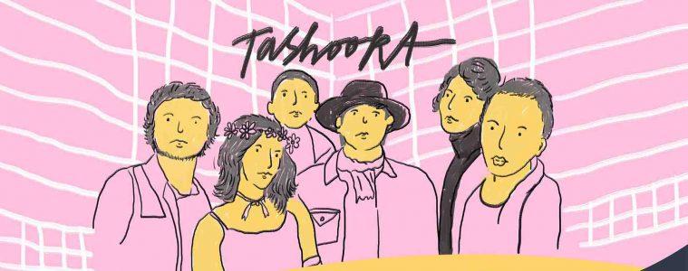 Menatap Tashoora Membuka Ruang Pertama Hookspace musik jogja band jogja