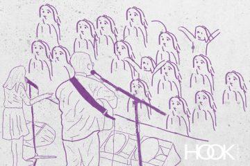 Perasaan Yang Muncul Ketika Penonton Menyanyikan Lagu Anda Sendiri