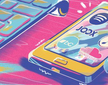 Aplikasi Streaming Musik Populer Dunia