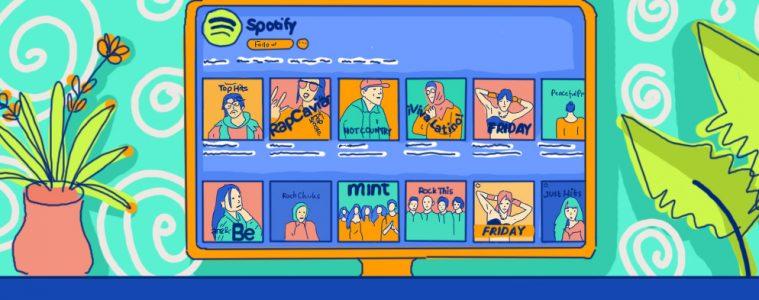 Gimana Si Laguku Masuk Ke Playlist Resmi Spotify