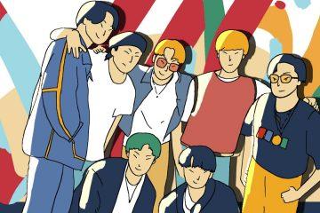 BTS, talent dari HYBE Labels