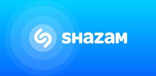 Shazam adalah aplikasi streaming musik yang bisa melacak lagu lewat mikrofon di gadget kita.