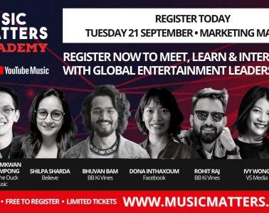 Music Matters Academy Module 3: Marketing Matters